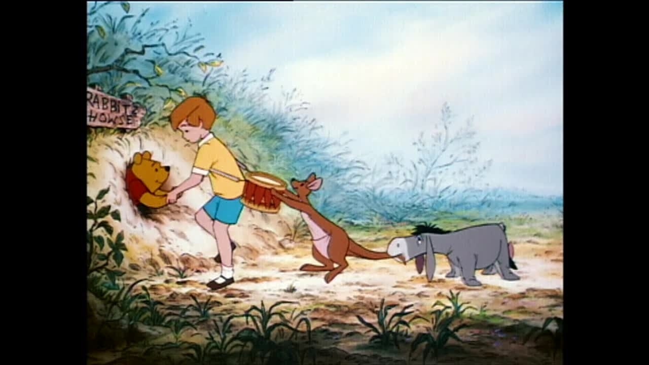 """La mente es potente"" De la película Lo mejor de Winnie the Pooh En Disney Junior"