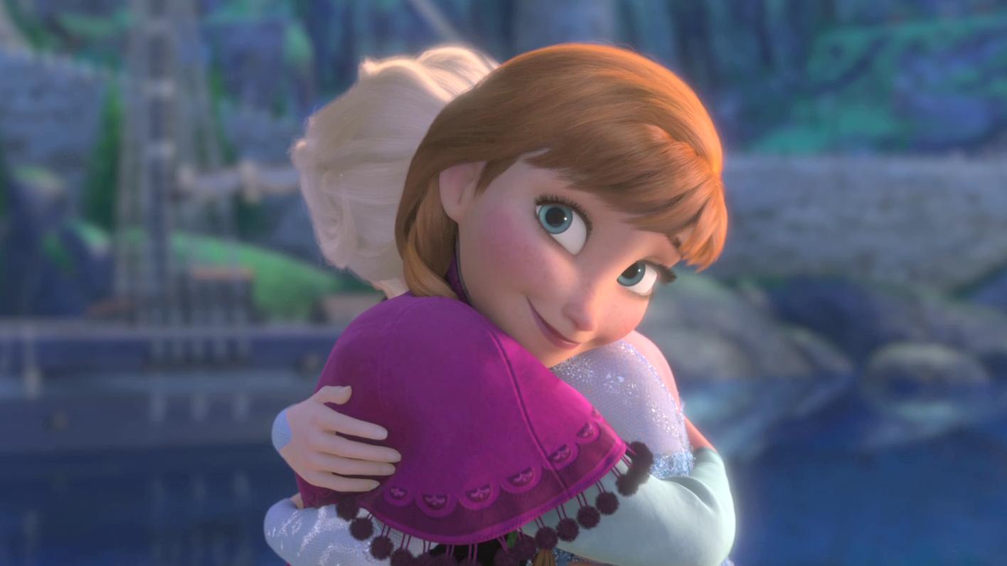Catch You When You Fall | Frozen