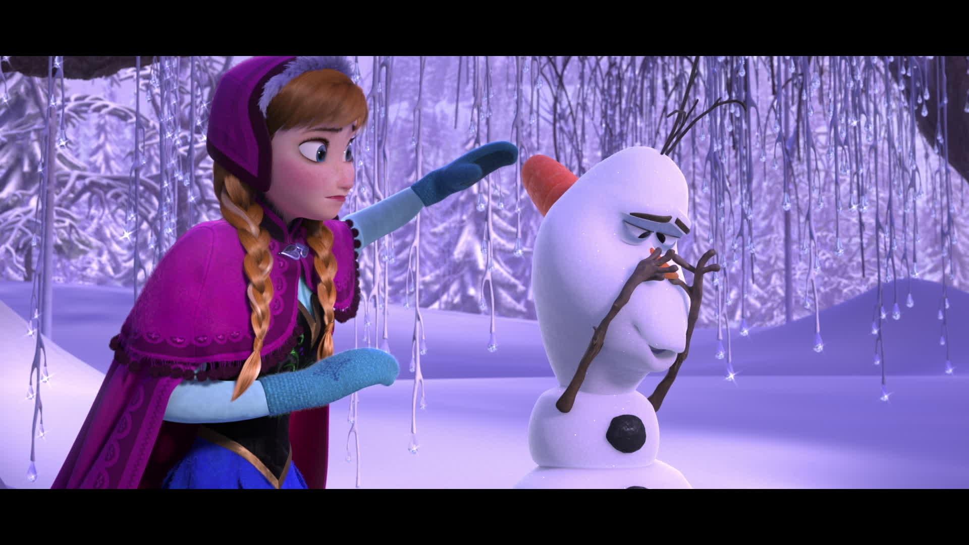 Tráiler Frozen