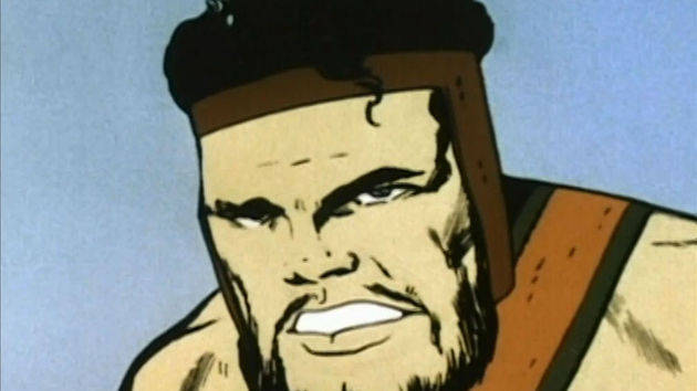 Marvel Mash-Up: I Am Hercules