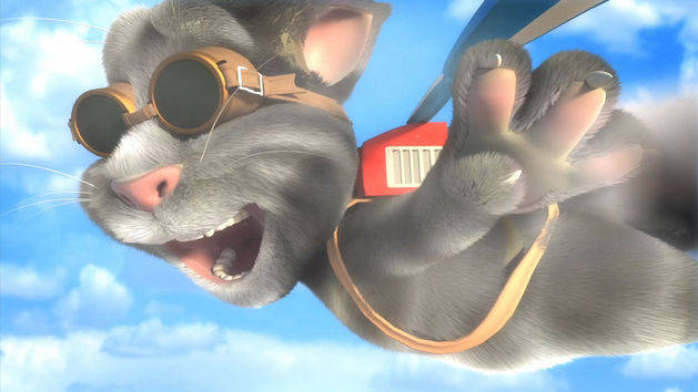 Episode 3: Jet Pack Cat