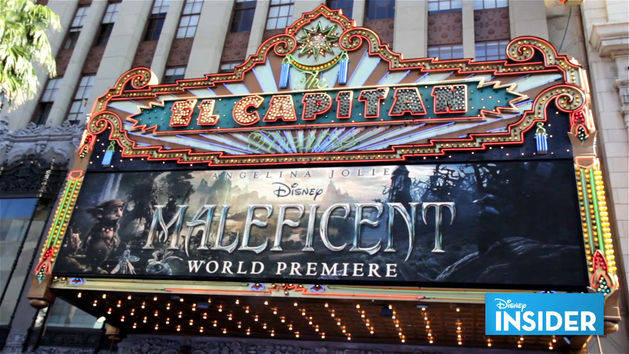 Maleficent World Premiere - Disney Insider