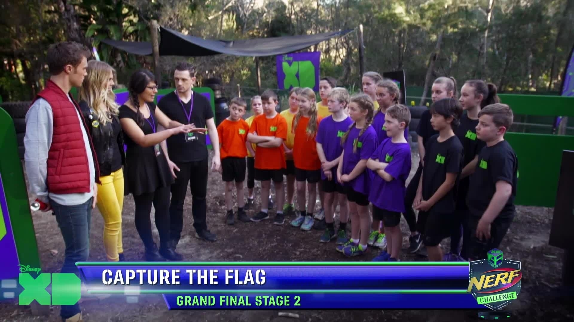 NERF Challenge: Grand Final
