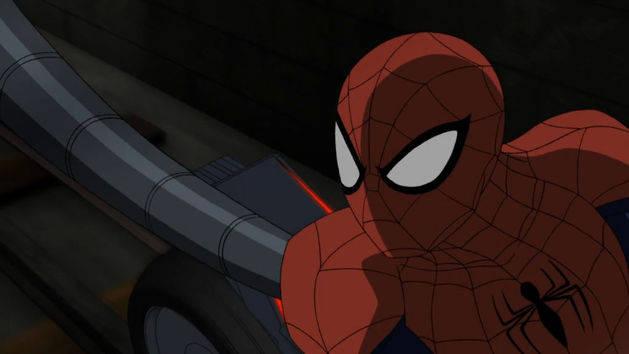 Върховният Спайдърмен - Venom