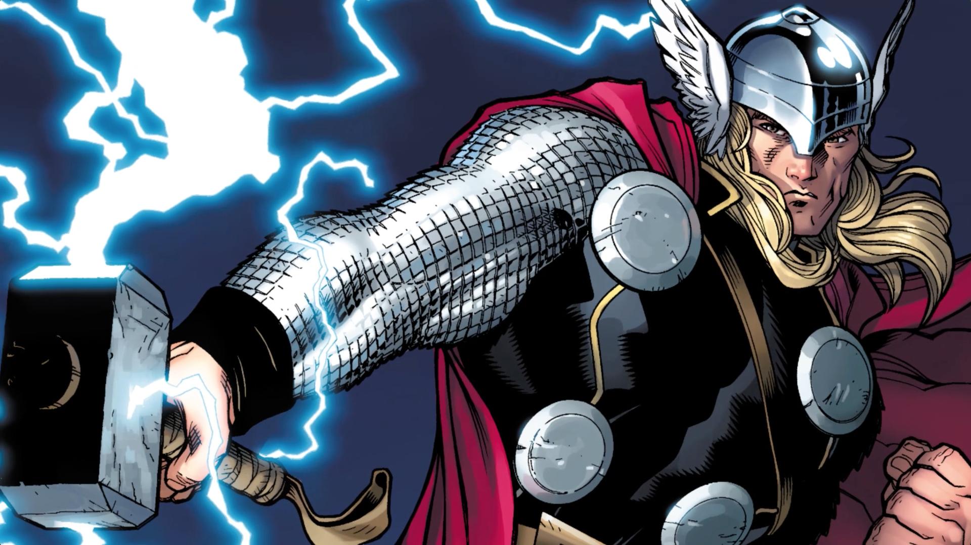 Thor - Heróis em um minuto