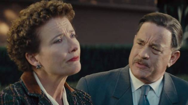 Pamela Leaves - Saving Mr. Banks Deleted Scene