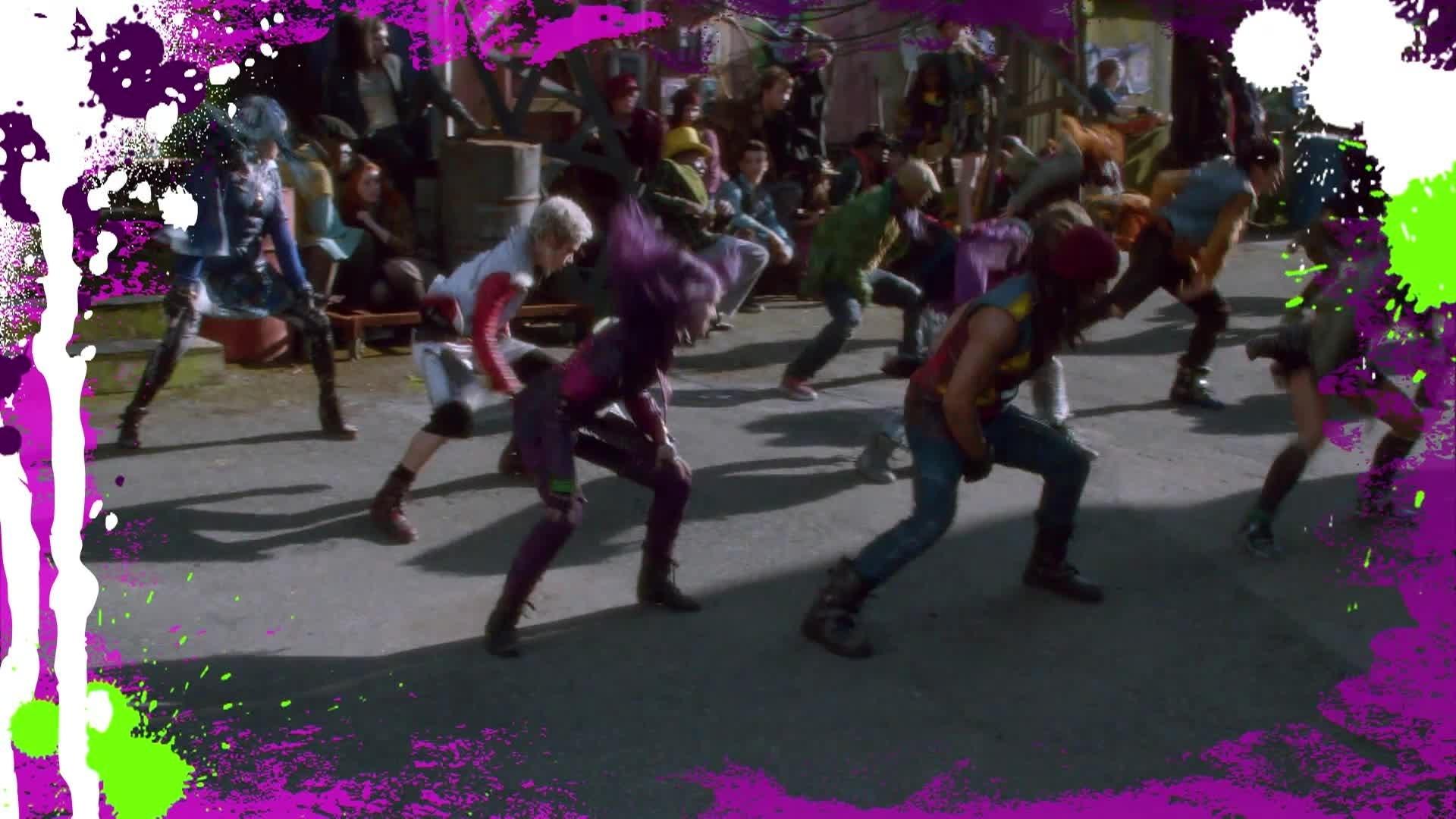 Juntos por una vida sana: Baila con Los Descendientes - Sofía Carson