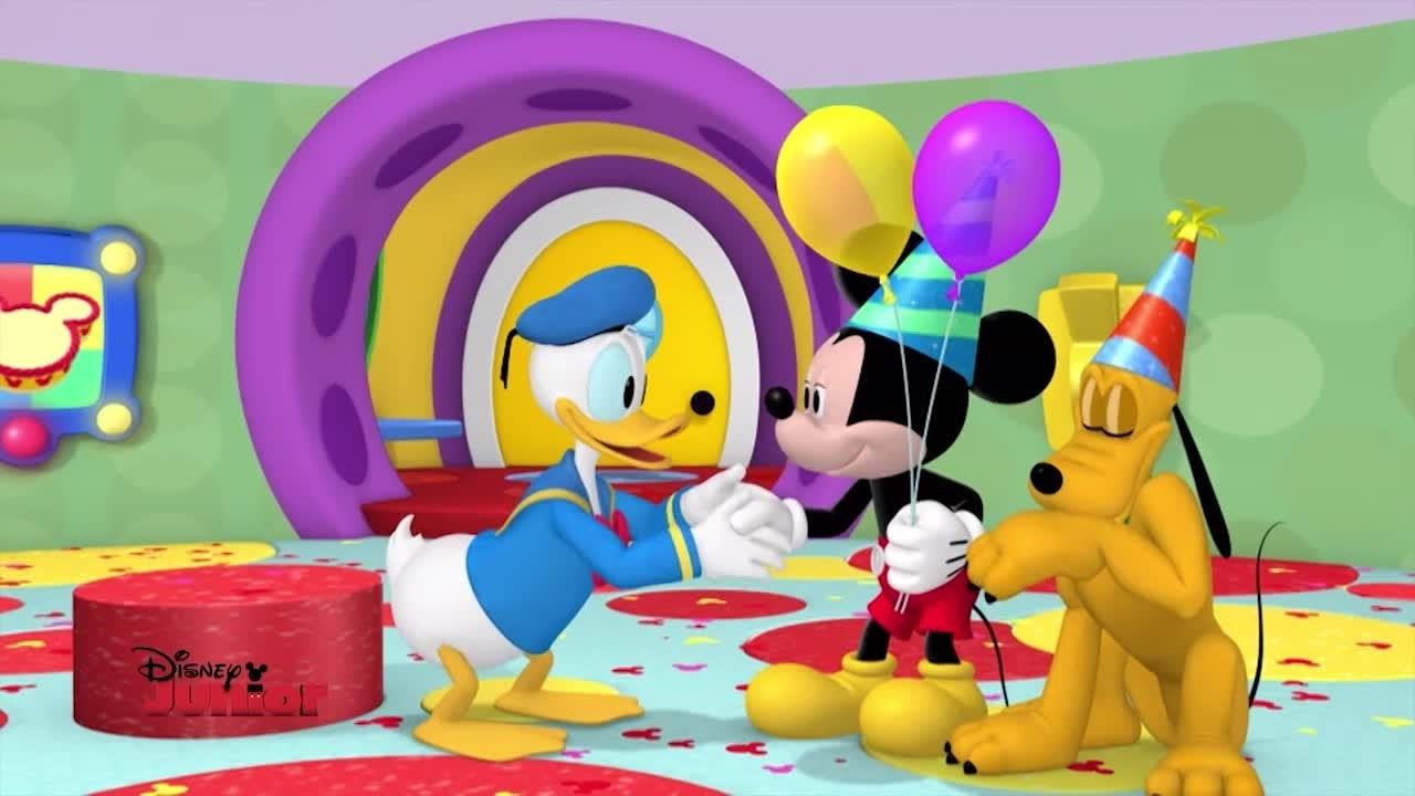 Festeggia il compleanno del tuo bambino con DJ!