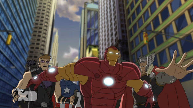 Avengers Assemble - Avengers Impossible