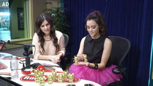 Megan Nicole 'Ardy' Challenge - Radio Disney Interview