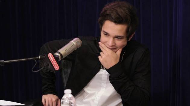 Austin Mahone's Would You Rather with Alex Angelo - Radio Disney