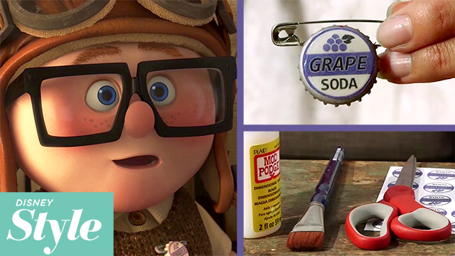 Up Grape Soda Pin | Disney Movie Night | Disney Style
