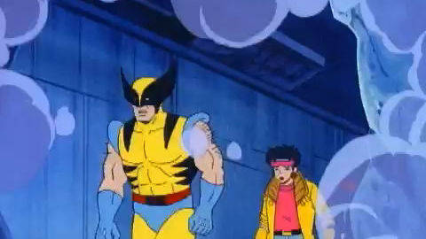 Clip: The X-Men Escape