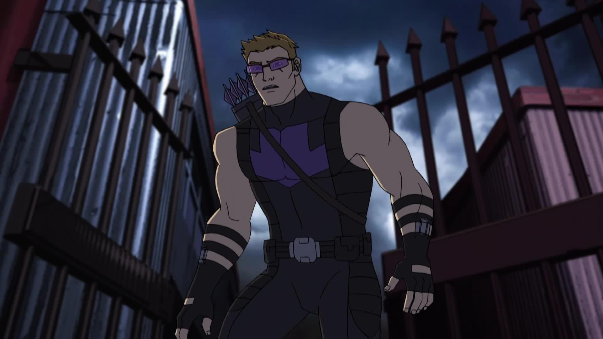 Marvels Avengers Assemble - Aflevering 24 - Seizoen 1