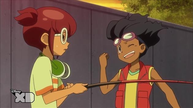 Inazuma eleven le retour d 39 un petit g nie du ballon - Disney xd inazuma eleven ...