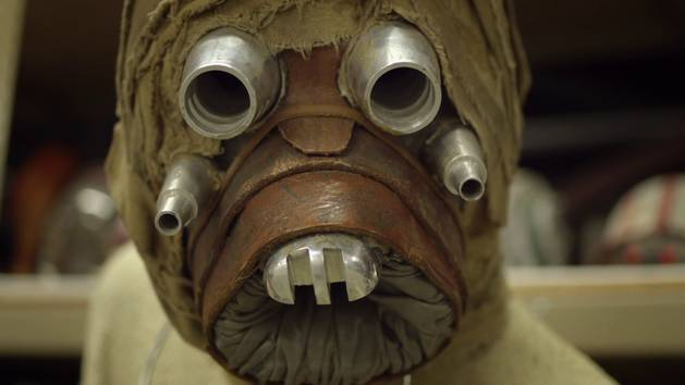 Han Solo and Raiders - Discoveries From Inside: Costumes Revealed