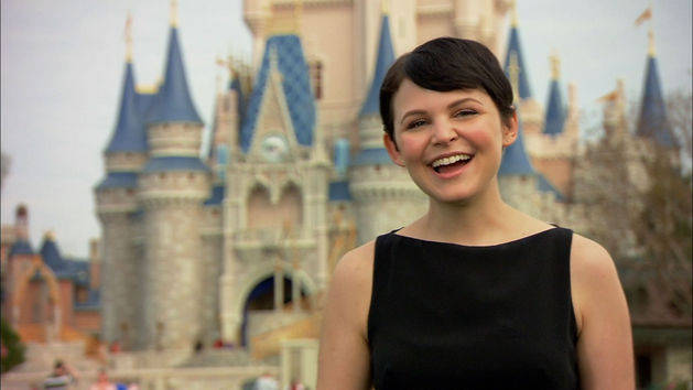 Cinderella: Ginnifer Goodwin at the New Fantasyland