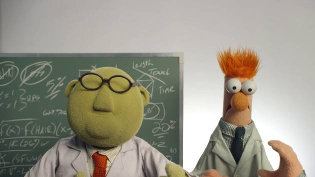 Bunsen and Beaker ESPN T
