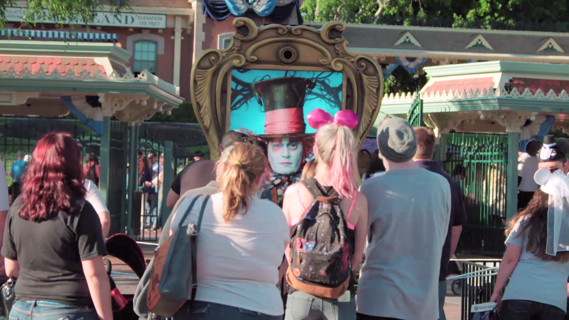 The Mad Hatter Surprise
