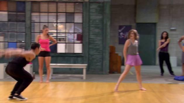 Baile 3: James y Riley