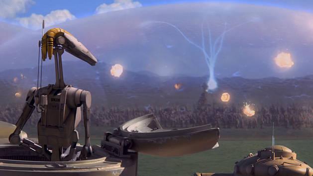 Star Wars - Droiderne aktiveres
