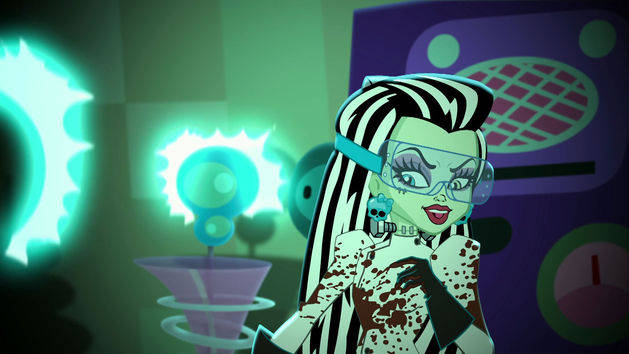 Home Ick - Monster High Episode