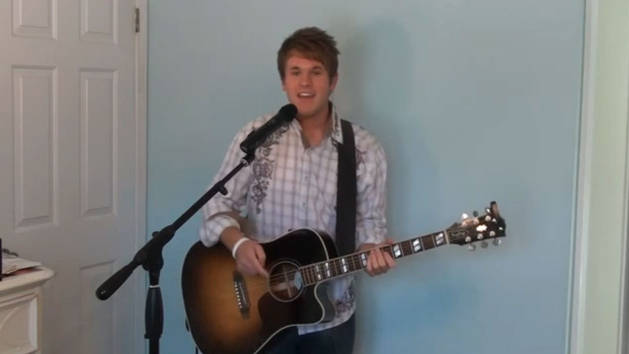 Geoffrey, 21, SC sings Under The Sea