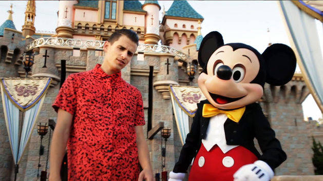 Mike Tompkins Sings His Disney Side