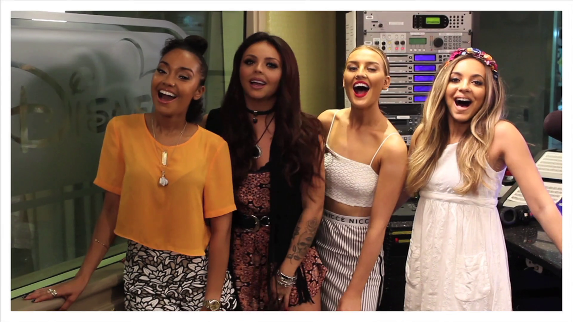Little Mix Take Over - Radio Disney