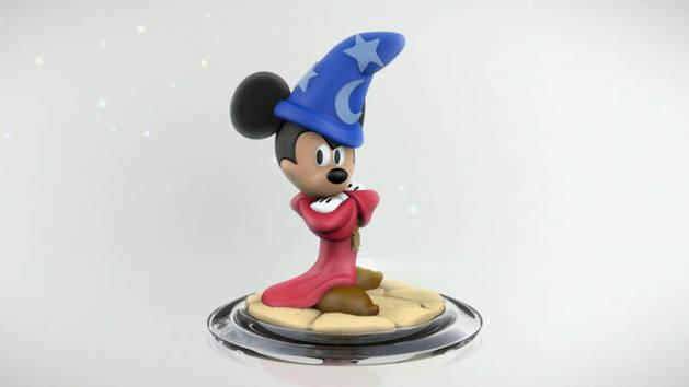 Sorcerer's Apprentice Mickey - DISNEY INFINITY