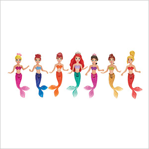 Disney Mermaid 7-Pack