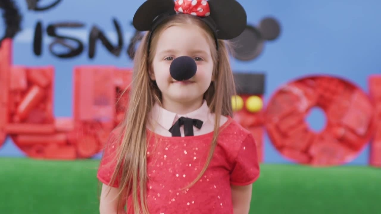 Dress Up Party - Minnie