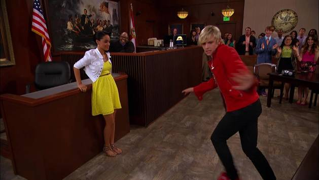 Videoclip Austin y Ally - Steal Your Heart