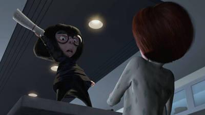 Edna's Pep Talk