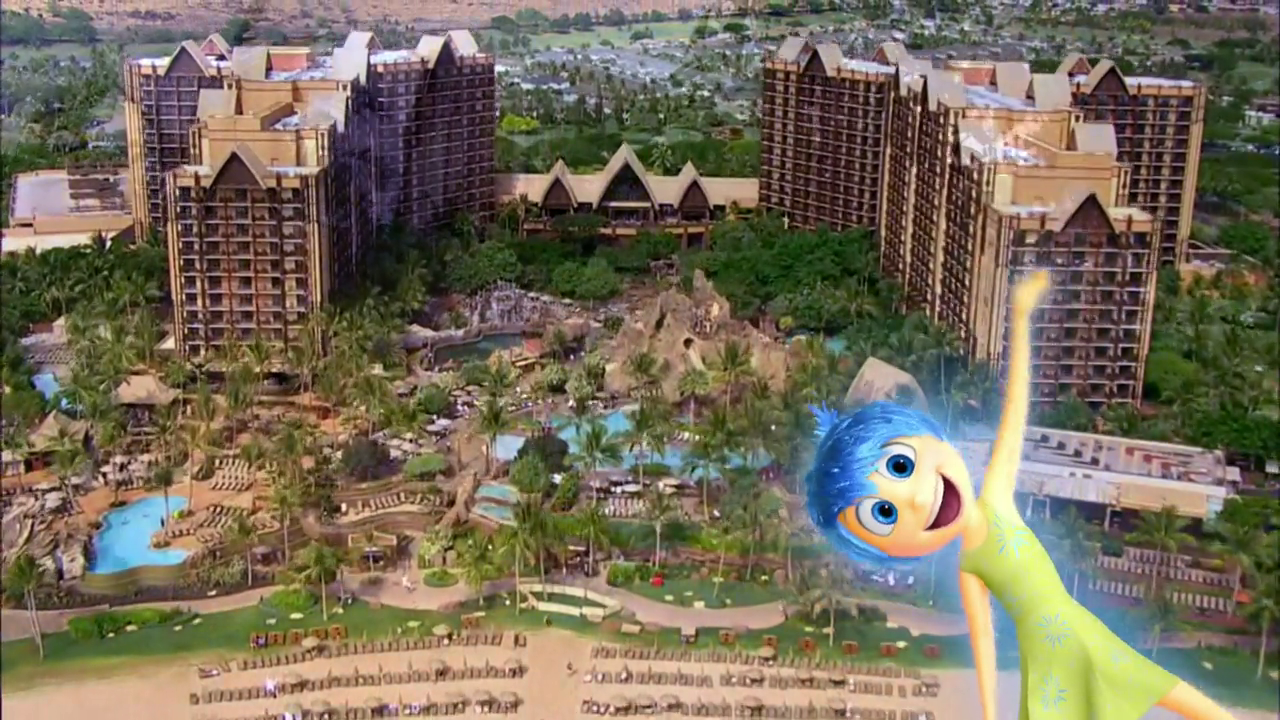 Take an Inside Out look at Aulani