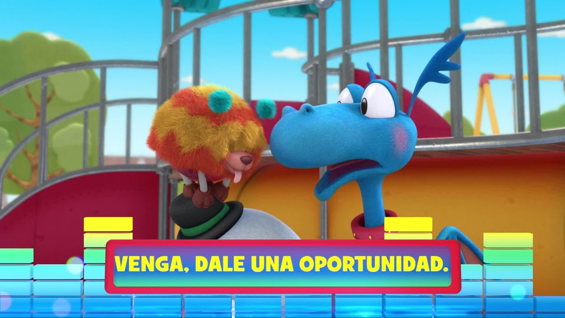 """Un juguete a quien amar. De la serie: """"Doctora Juguetes"""""""