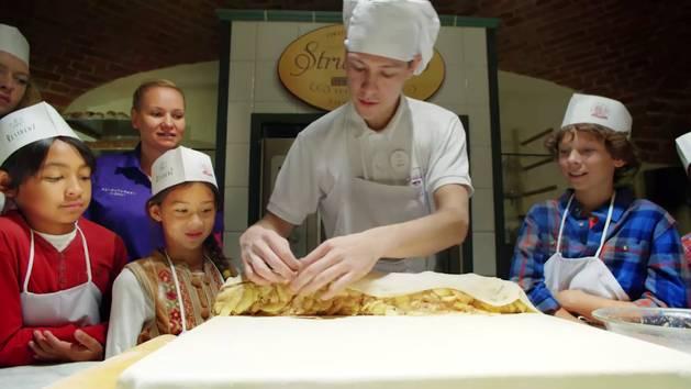 Strudel Baking in Austria - Danube River Cruise | Adventures by Disney