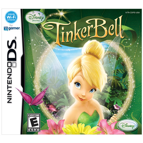 Disney Fairies: Tinker Bell | Disney LOL - photo#40