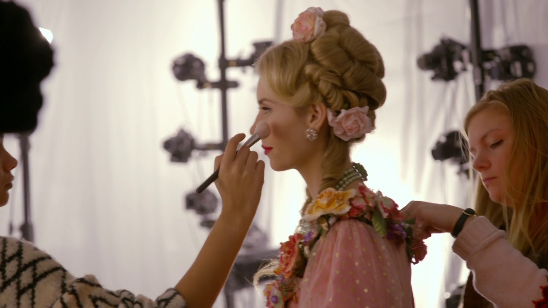 Staging the Ball: Costumes - Cinderella Featurette