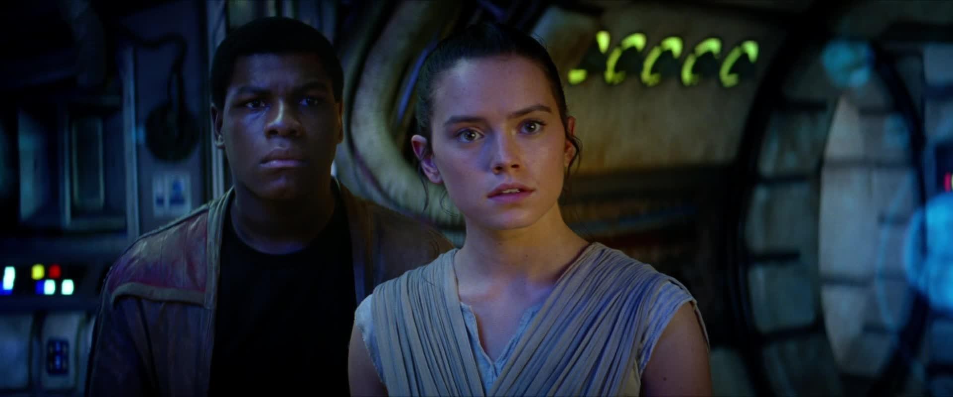 Star Wars: El despertar de la Fuerza, tráiler oficial