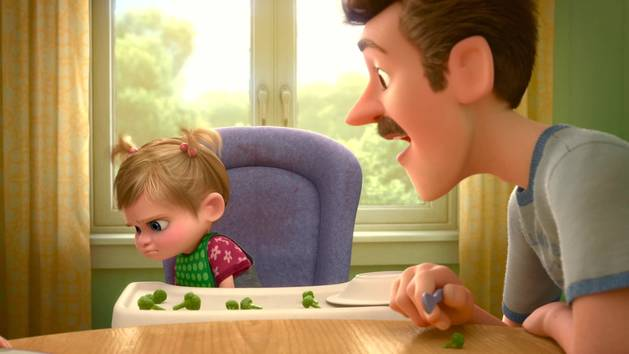 Inside Out - Disgusto e Rabbia