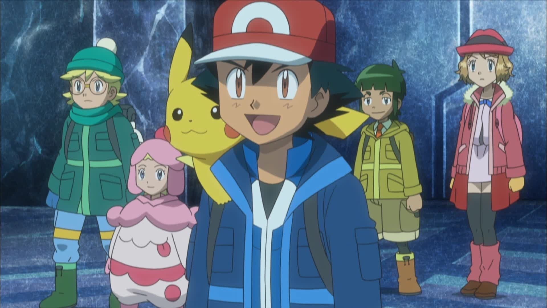 Pokémon - Aflevering 27 - Seizoen 19