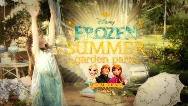 Win Tickets to the Frozen Summer Garden Party