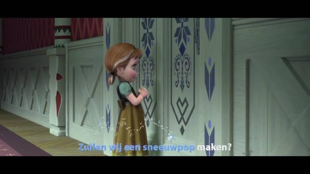 Frozen Sing-a-Long - Zullen wij een sneeuwpop maken?