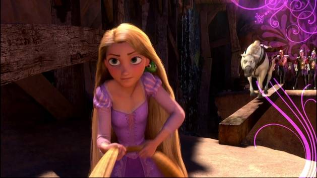 Princesa Como Tu: Rapunzel