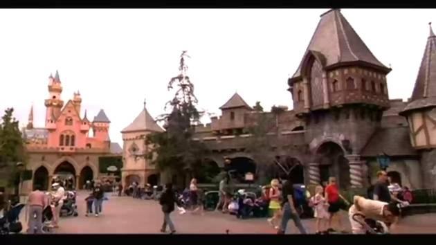 Disneyland-scapes: Theme Park Inspirations