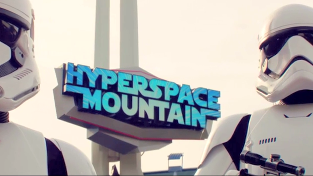 Star Wars Awakens | Disneyland Resort