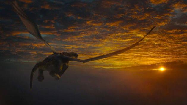 Peter y el dragón -  tráiler #1