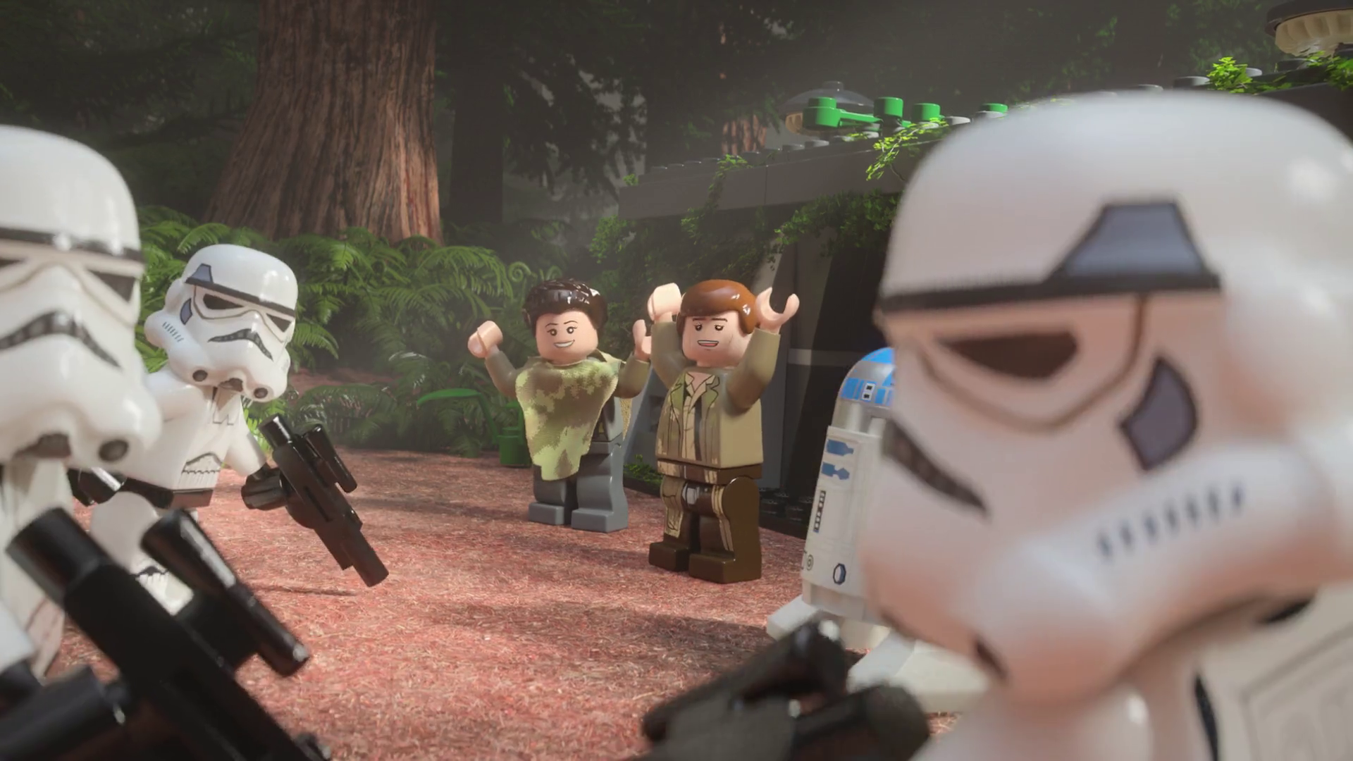 Lego Star Wars: The Epic Battle of Endor