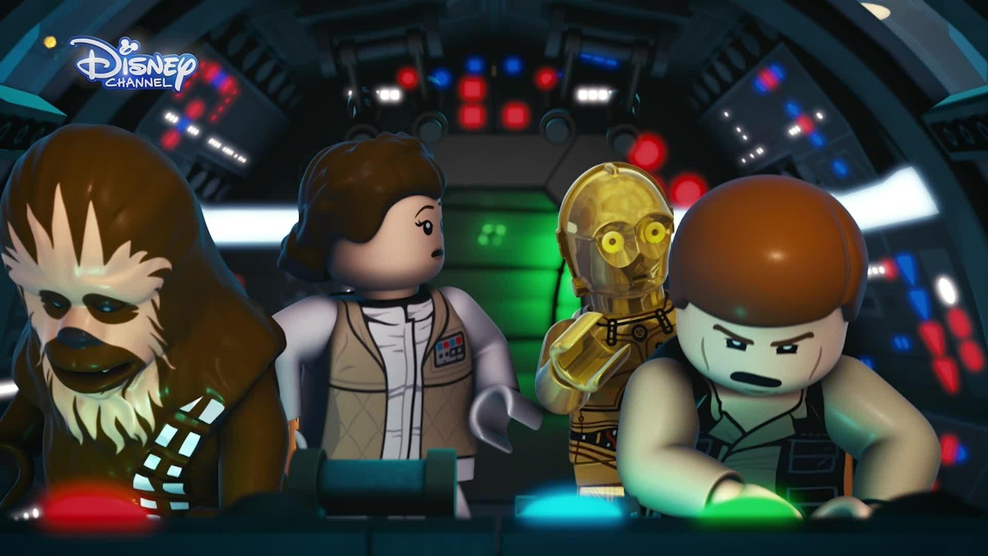 Star Wars: Contos de droides - O Voo da Falcon 2